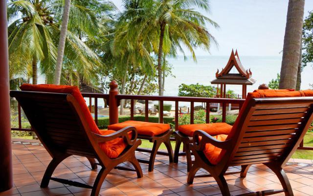 Siam House - Terrace 04