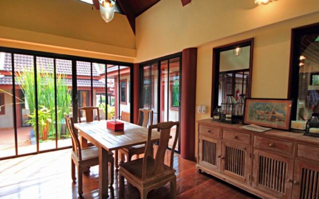 Classic House - Living