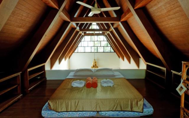 Siam House - Kamer