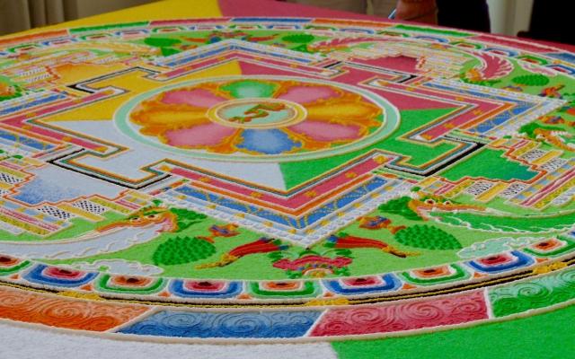 Mandala Green Tara (1)