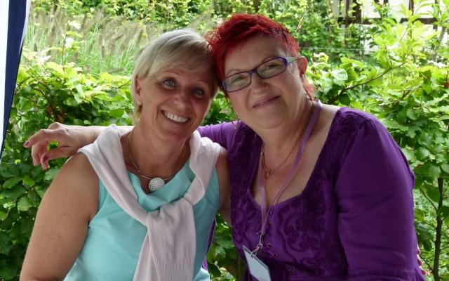 Ingrid en Ilse