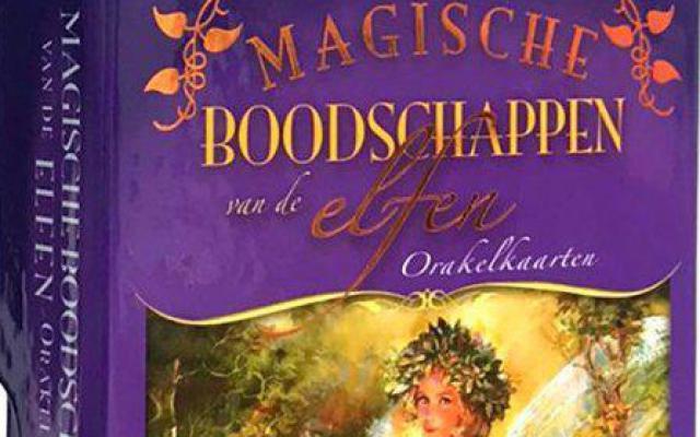 Doreen Virtue - Orakelkaarten - Boodschappen van de Elfen