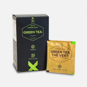 Organo - Organic Green Tea (25 zakjes per doos)