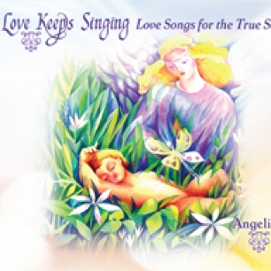 Angelika - Love Keeps Singing