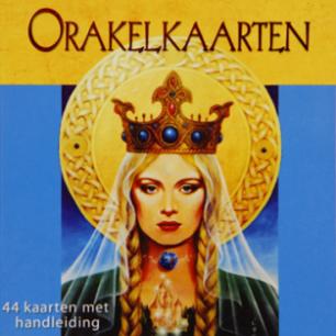 Doreen Virtue - Orakelkaarten Godinnen