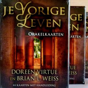 Doreen Virtue - Orakelkaarten - Je Vorige Leven