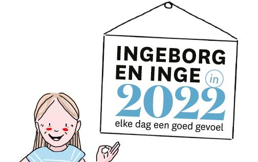 Ingeborg & Inge - Kalender 2022