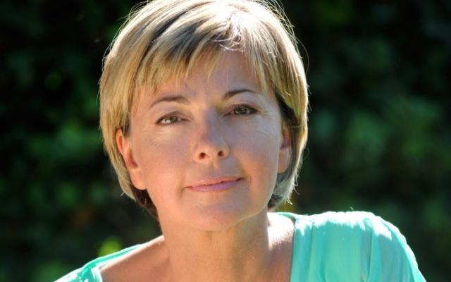 Ingeborg in groen